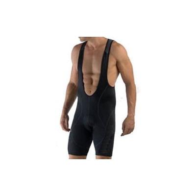 Pantalone corto con bretelle e fondello - Art. SN1022