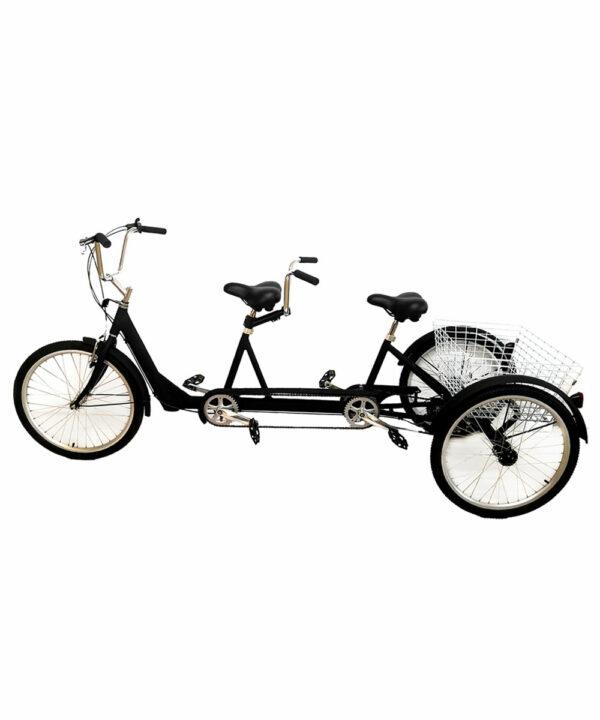 """Triciclo Tandem 24"""" Art. T03"""