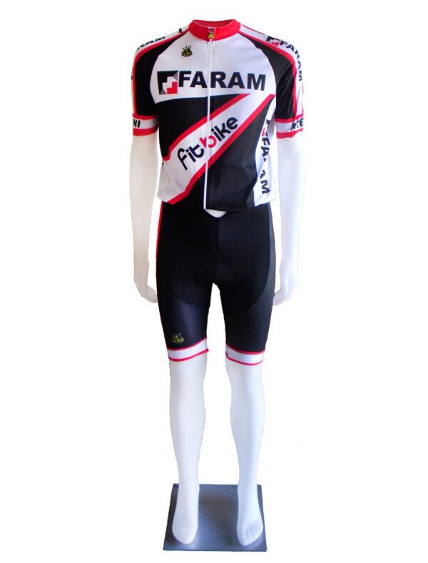 Completo bici Faram - Art. CBF01