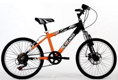 """Bici 20"""" Art. Boy09 - 6 velocità"""