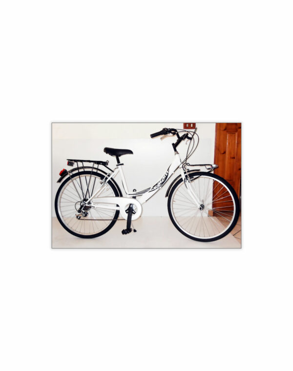 ". City Bike 26"" Art. M26 - 6 velocità"