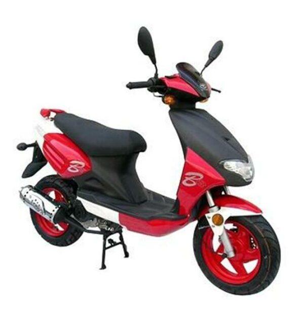Scooter non omologato 125 cc - Art. WL125