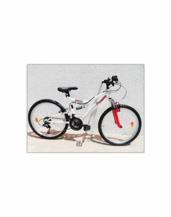 """FitBike ragazzo Art. FM1424010 - 24"""" - 18 velocità"""