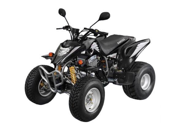 ATV 250 cc. Barossa Silverhawk - Art. SH250 - OMOLOGATO